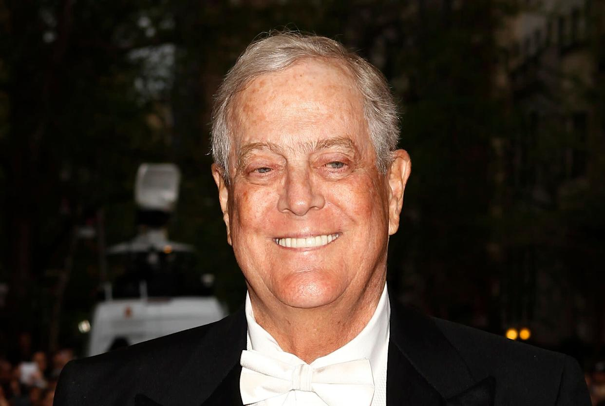 David Koch, the billionaire industrialist who, along with his brother Charles, helped fund a vast conservative and libertarian political operation, died on Aug. 23, 2019. He was 79 years old.