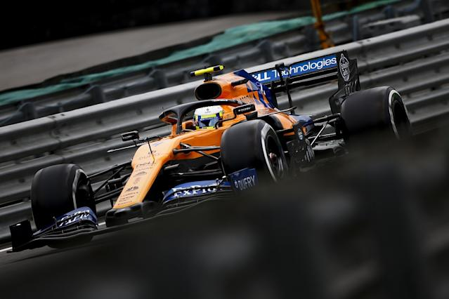 McLaren doesn't expect repeat of