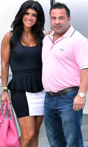 'Real Housewives of New Jersey's' Teresa and Joe Giudice Face 39-Count Fraud-Related Indictment