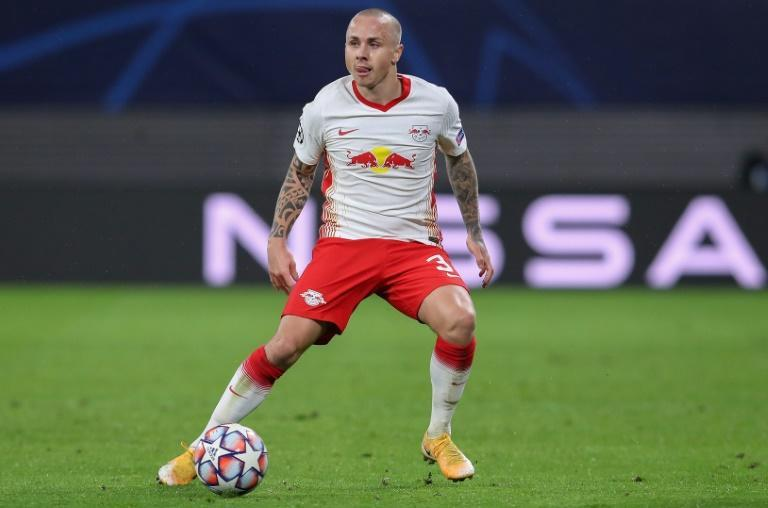 Leipzig's Spanish defender Angelino has scored two goals in four Bundesliga matches so far this season