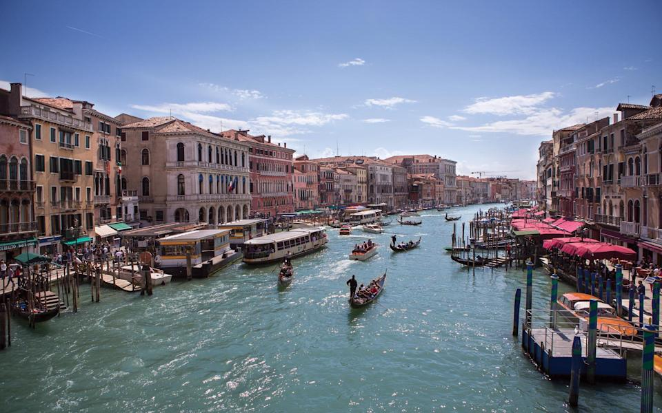 Venice - Uniworld River Cruises