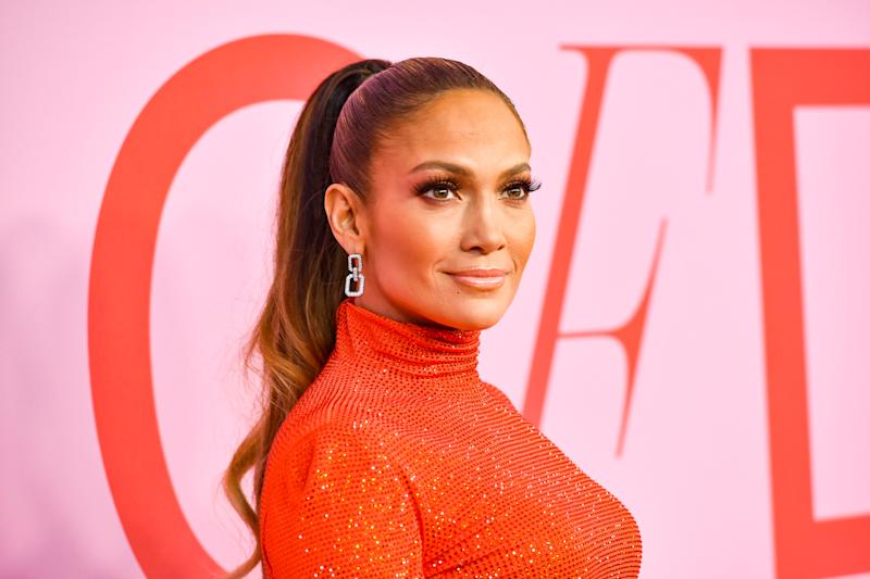 NEW YORK, NEW YORK - JUNE 03: Jennifer Lopez attends the 2019 CFDA Fashion Awards- Arrivals at Brooklyn Museum on June 03, 2019 in New York City. (Photo by Sean Zanni/Patrick McMullan via Getty Images)