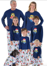 """<p><strong>PajamaGram</strong></p><p>Starting from $20</p><p><a href=""""http://www.amazon.com/dp/B07FJWQ8X3/?tag=syn-yahoo-20&ascsubtag=%5Bartid%7C10055.g.4946%5Bsrc%7Cyahoo-us"""" rel=""""nofollow noopener"""" target=""""_blank"""" data-ylk=""""slk:Shop Now"""" class=""""link rapid-noclick-resp"""">Shop Now</a></p><p>Everyone's favorite little troublemakers are getting in the holiday spirit this year. </p>"""