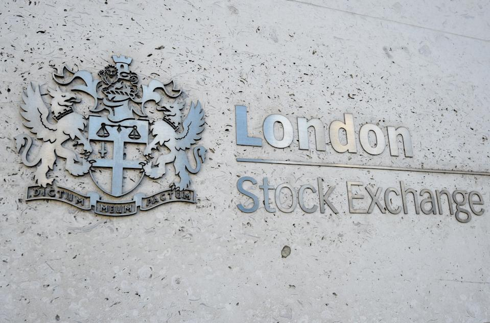 The London Stock Exchange (PA Wire)
