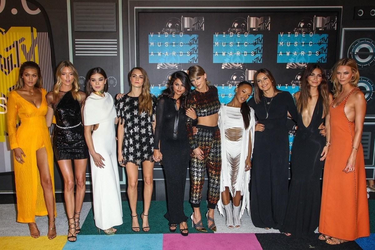 """<p class=""""p1"""">With all the who's who of music in one place, creating a seating chart that works for everyone attending the VMAs is no easy task. In 2016, <strong>Gina Esposito</strong>, MTV's vice president for music and talent, told <em><a href=""""https://www.cosmopolitan.com/entertainment/tv/a63172/mtv-video-music-awards-2016-seating-chart/"""" target=""""_blank"""">Cosmopolitan</a></em> that it takes months to figure out seating arrangements, from the moment nominations are released until cameras start rolling on the live awards show.</p> <p class=""""p1"""">Celebrities can request to sit next to one another (like <strong>Taylor Swift</strong> and her squad) and the network does its best to accommodate, but they're also looking to make good TV, so they'll seat people next to friends to get those genuine, <a href=""""https://bestlifeonline.com/funniest-memes-2019/?utm_source=yahoo-news&utm_medium=feed&utm_campaign=yahoo-feed"""">meme-worthy reactions</a>.</p> And if stars aren't happy with their seats, they take matters into their own hands. """"You'll have artists who rearrange seats in real time so they sit together,"""" Esposito said. """"If we don't seat them together, they find their way to each other anyway."""""""