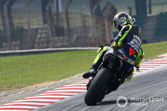 """5º Valentino Rossi, Yamaha Factory Racing - 1:58.541 <span class=""""copyright"""">Gold and Goose / Motorsport Images</span>"""
