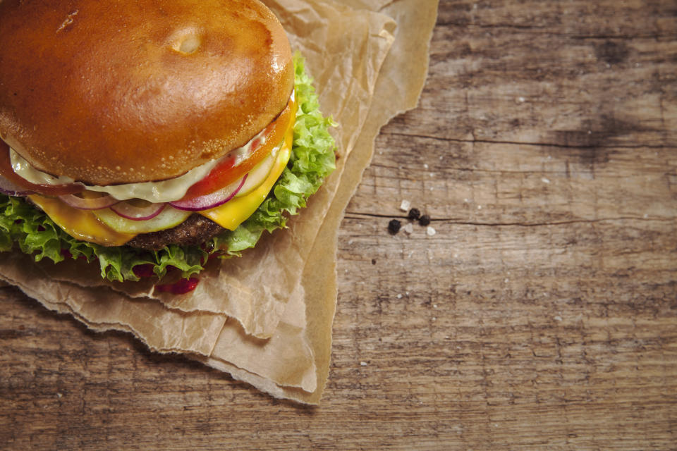 There are more vegan fast food options than ever. [Photo: Getty]