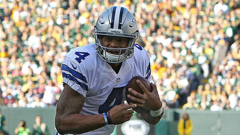 Jerry Jones hints Dak Prescott will remain starter even after Romo returns