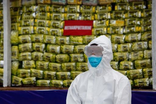 Asia's meth lords emerge from drug crackdowns by raising production and piercing borders with corruption