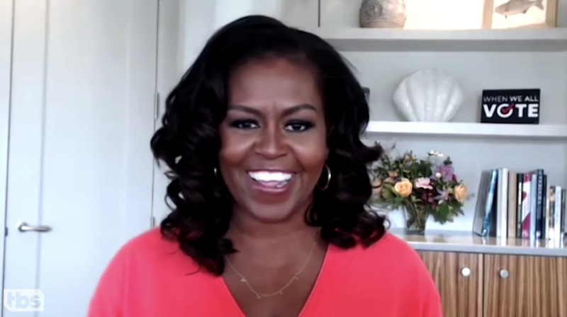 Michelle Obama (via YouTube)