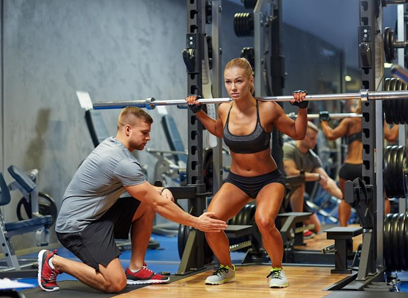 Why you cant lose weight working out with trainer