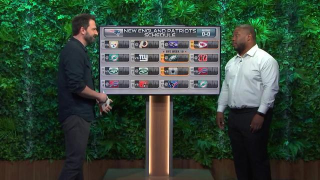 NFL Network's Dave Dameshek and Maurice Jones-Drew predict three huge upsets on the New England Patriots' 2019 schedule.