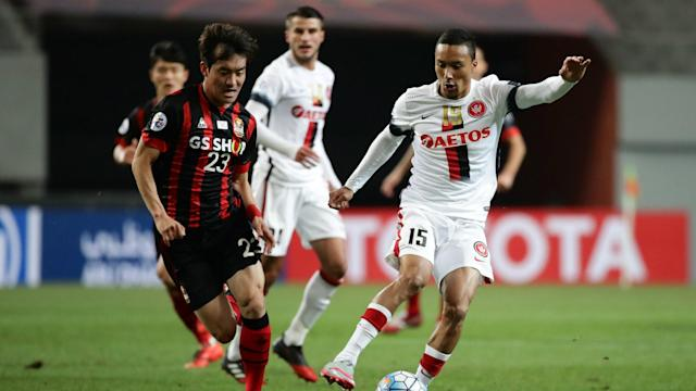 Visiting coach Hwang Sun-hong has left key players in South Korea for Tuesday night's ACL clash at Campbelltown Stadium