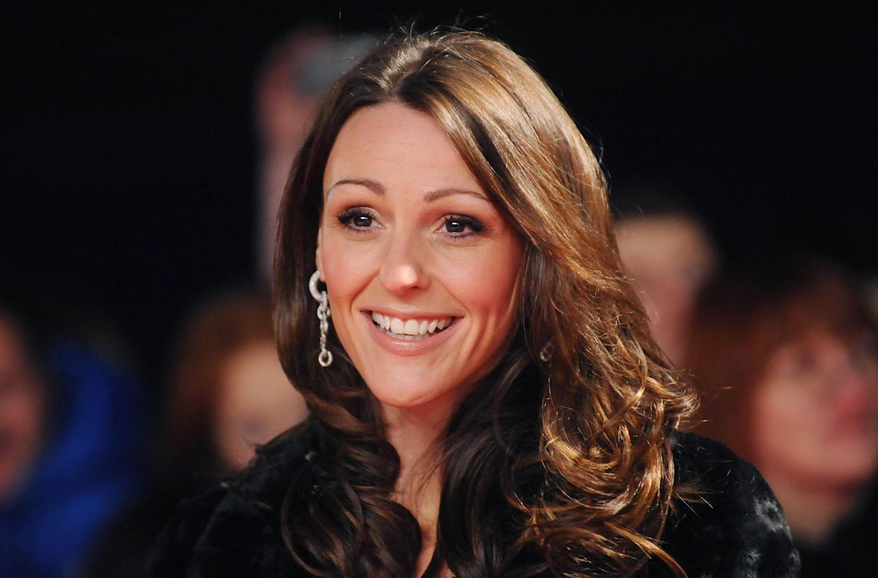 LONDON, UNITED KINGDOM - JANUARY 23: Suranne Jones attends the National Television Awards at 02 Arena on January 23, 2013 in London, England. (Photo by Stuart Wilson/Getty Images)