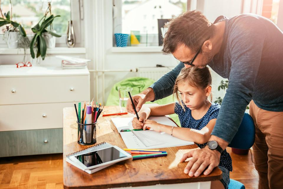 Is homework too hard for parents? [Photo: Getty]
