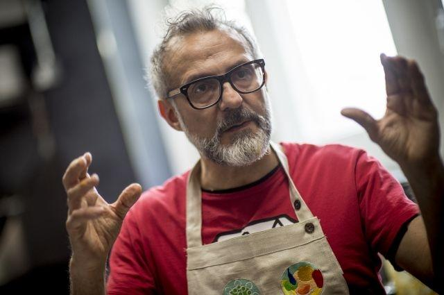 Three-star chef Massimo Bottura to open in Los Angeles, then Tokyo