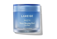 """<p>Infused with orange flower, rose, and sandalwood, this calming overnight mask delivers an extreme dose of moisture, with one shopper describing it as a """"drink of water"""" for parched skin.</p> <p><strong>Buy it:</strong> $25, <a rel=""""nofollow noopener"""" href=""""https://www.sephora.com/product/water-sleeping-mask-P420651"""" target=""""_blank"""" data-ylk=""""slk:Sephora"""" class=""""link rapid-noclick-resp"""">Sephora</a></p>"""