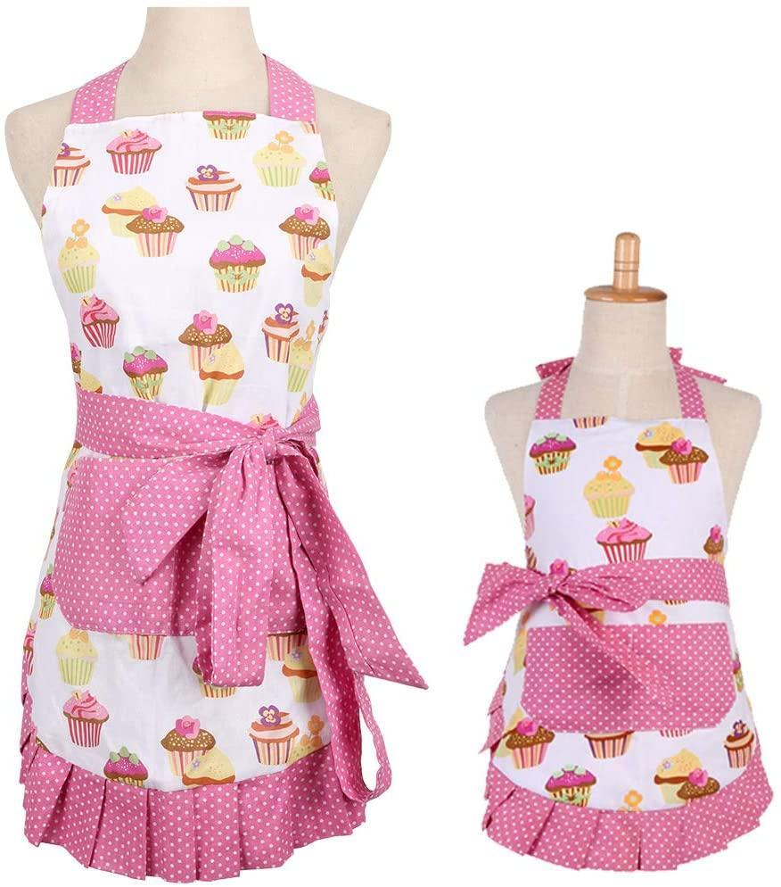 "<p>Memaw had her organza hostess apron for special occasions, and the rest of us need something granny chic that says ""don't look now but we're breaking out the ambrosia.""</p> <p><strong>BUY IT: </strong>G2Plus Apron (Mama and Me Set), $28.99, <a href=""https://www.amazon.com/G2PLUS-Pockets-Cupcake-Perfect-Gardening/dp/B076X2SHB4?&linkCode=ll1&tag=slthingsyourememberfrommemawshousegrannychicnowvluesse0321-20&linkId=af10da5eff9c88e6de8aeae368076de1&language=en_US&ref_=as_li_ss_tl"" rel=""sponsored noopener"" target=""_blank"" data-ylk=""slk:Amazon.com"" class=""link rapid-noclick-resp"">Amazon.com</a><strong><br></strong></p>"
