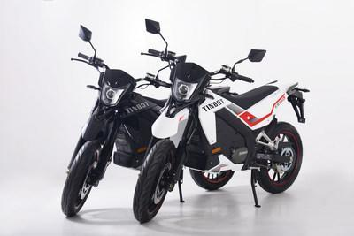 Tinbot Road (CNW Group/Motorino Electric Cycles)