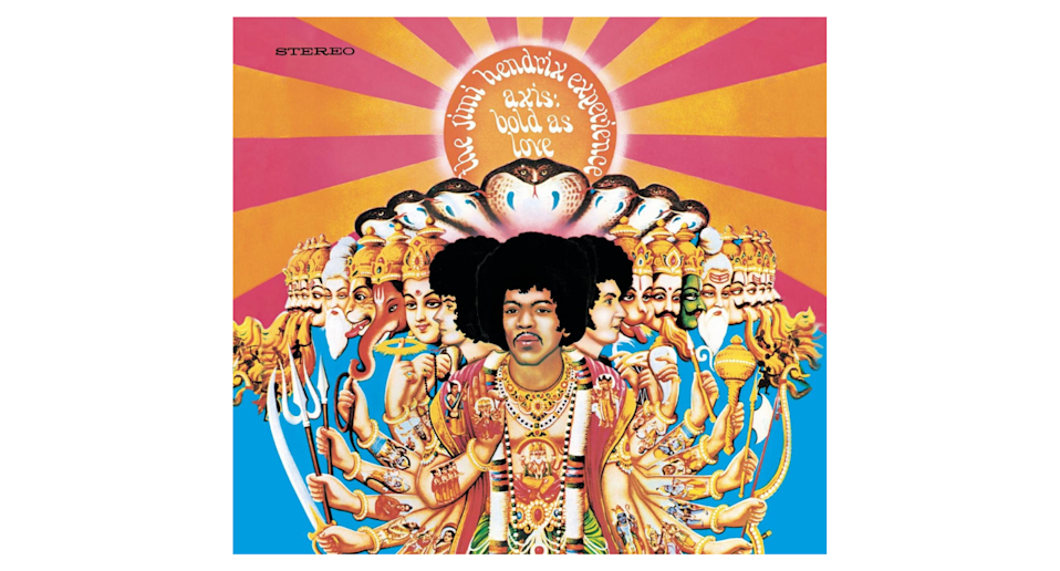Axis Bold As Love, The Jimi Hendrix Experience
