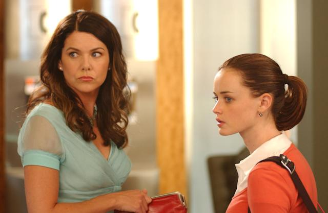 """There was *one* rule everyone on the set of """"Gilmore Girls"""" had to follow — or else"""