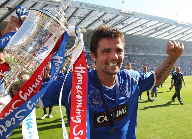 Rangers' are looking to lift the Scottish Cup for the first since since Nacho Novo's winner against Falkirk claimed the trophy back in 2009