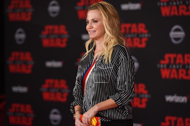 Michelle Beadle co-hosts ESPN's morning show, but she no longer watches NFL or college football. (Getty Images)