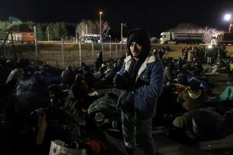 Orban's signature crusade against migration has included border fences and detention camps for asylum-seekers (AFP/ISTVAN HUSZTI)