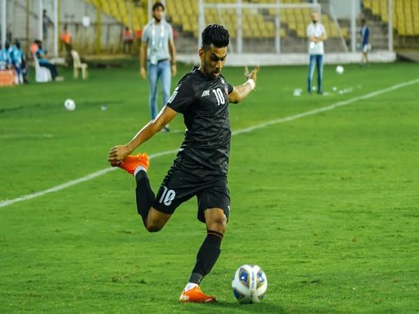 FC Goa midfielder Brandon Fernandes (Photo/ AIFF)