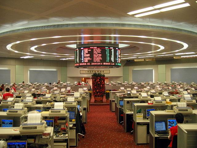 The world's busiest stock exchanges