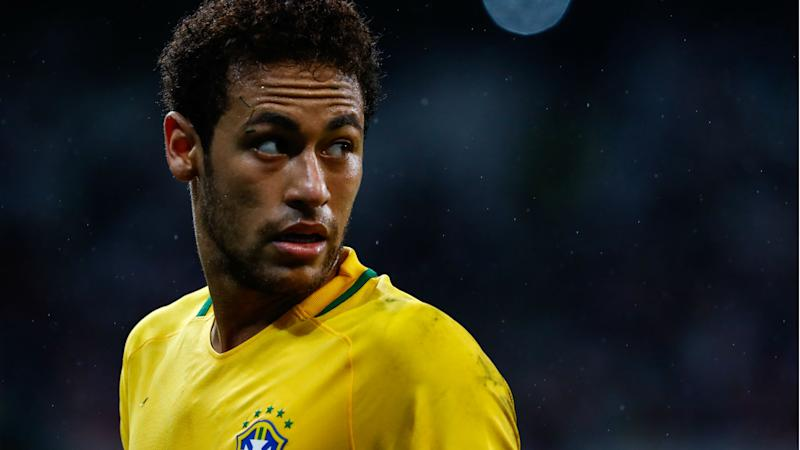 Neymar included in Brazil squad for Ecuador and Colombia qualifiers