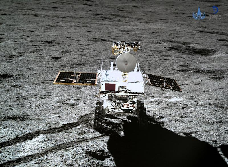 China grows the first seed on the Moon