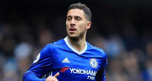 Is Eden Hazard an injury doubt for the visit to Stoke?