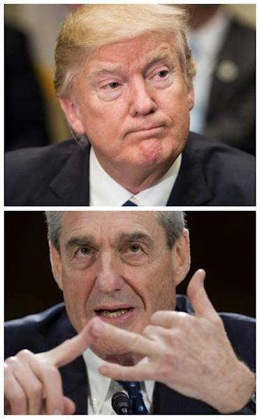 Special Counsel Robert Mueller was prevented by longstanding Justice Department policy from indicting President Donald Trump