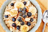 "<p>Let your Instant Pot do allll the work.</p><p>Get the recipe from <a href=""https://www.delish.com/cooking/recipe-ideas/a27034757/instant-pot-steel-cut-oats-recipe/"" rel=""nofollow noopener"" target=""_blank"" data-ylk=""slk:Delish"" class=""link rapid-noclick-resp"">Delish</a>.</p>"