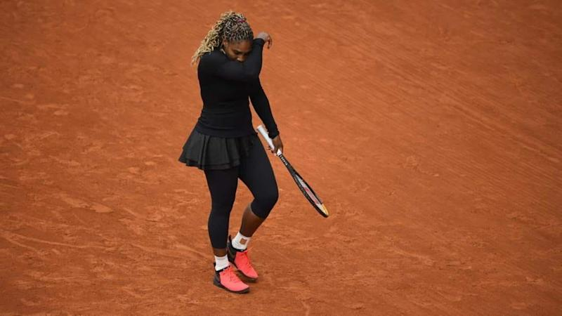 Injury forces Serena Williams to withdraw from French Open