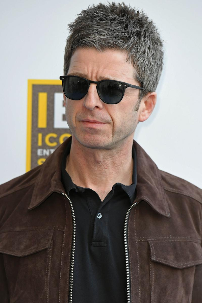 Noel Gallagher at The Pink Floyd Exhibition: Their Mortal Remains photo call at the V & A, London, England. (KGC-143/STAR MAX/IPx)