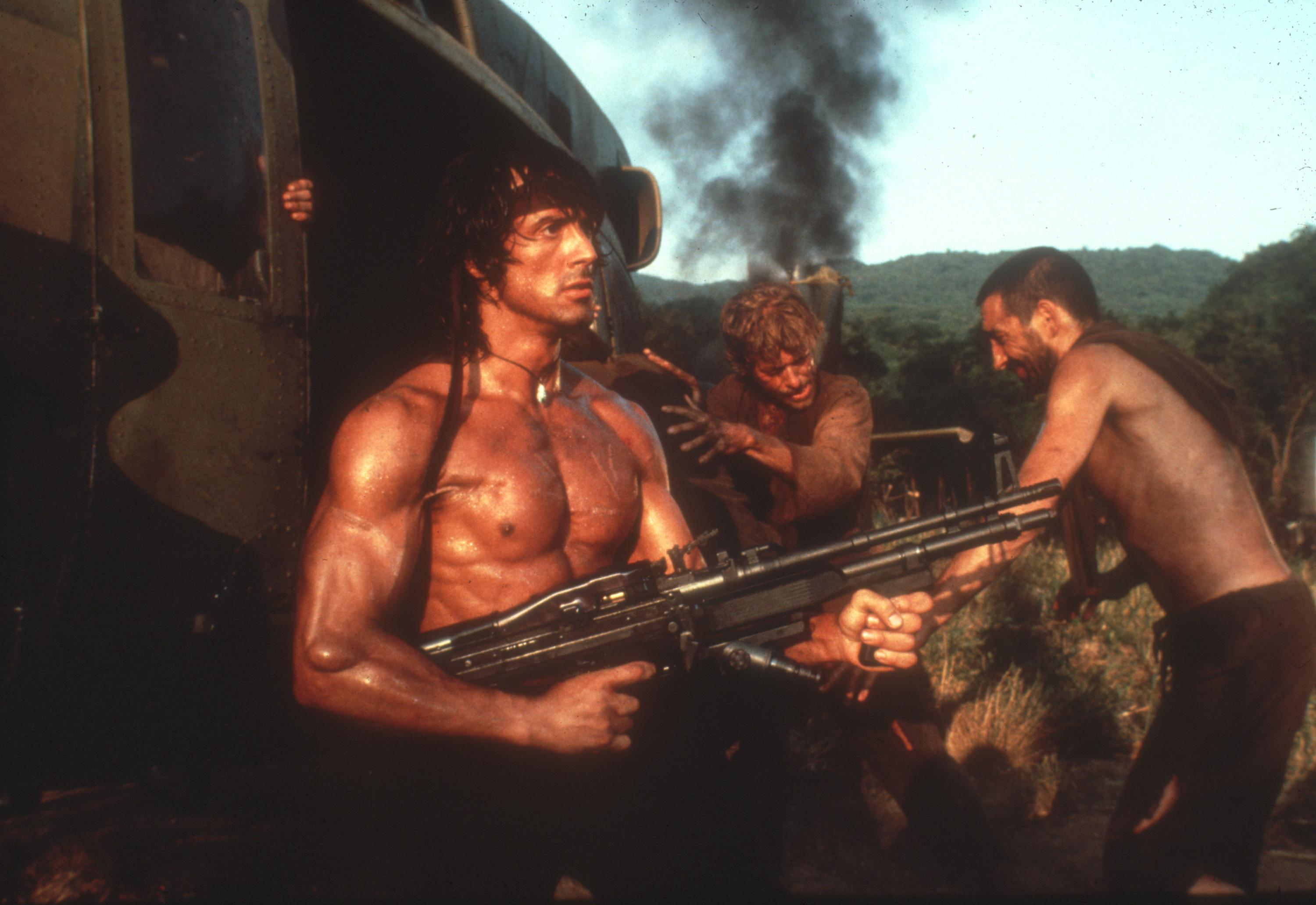 UNSPECIFIED - CIRCA 1970: Photo of Rambo Photo by Michael Ochs Archives/Getty Images
