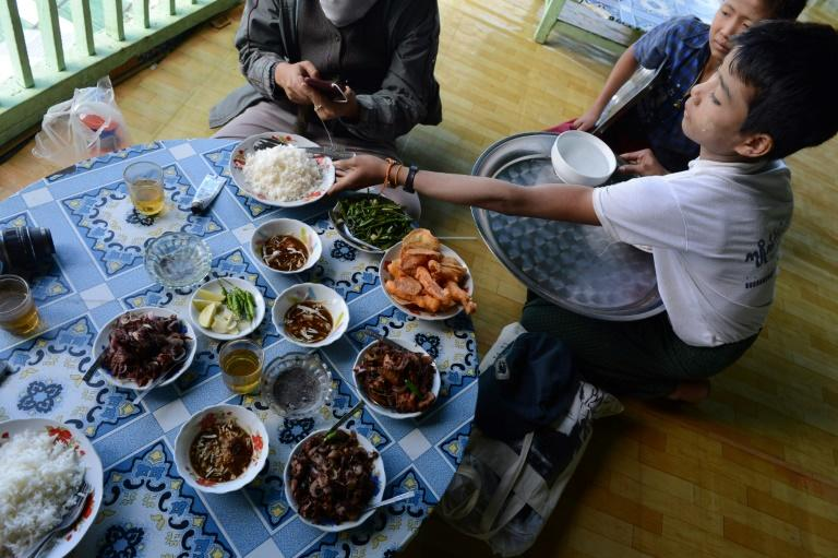 Deer, mountain goats and other wild animals are eaten as traditional cures in Myanmar, where dried elephant skin is also offered as a cure for skin ailments