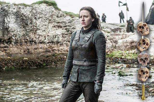 <p>She is smart, strong, and an inspiring leader, but her enemies are too numerous to count. Standing by Daenerys only means that now she'll have the choice: Would she like to die by wildfire or dragon fire?<br><br>(Photo Credit: HBO) </p>