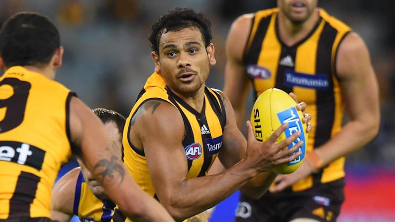 Hawks confident Rioli will miss one match