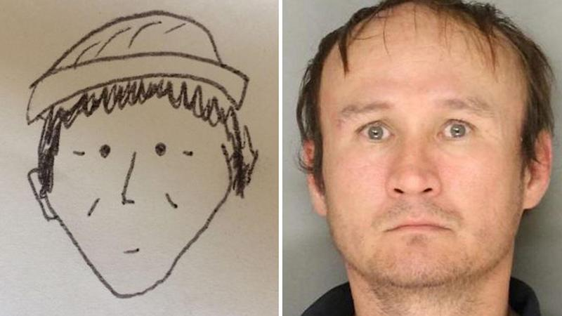 Cops Identify Hung Phuoc Nguyen as Theft Suspect, Despite Widely Mocked Sketch