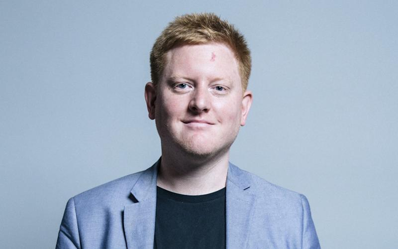 Jared O'Mara, a Labour MP, has apologised for derogatory internet comments - Chris McAndrew / UK Parliament