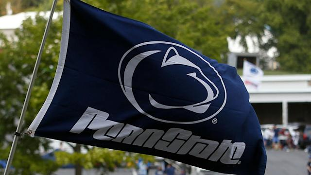 <p><strong>9. Penn State</strong><br>Top 2017-18 sport: wrestling (national champion). Trajectory: Steady. The Nittany Lions scored more fall points than anyone but Stanford, with top ten finishes from field hockey, football, women's soccer and women's volleyball. Then they added the wrestling natty in the winter. </p>
