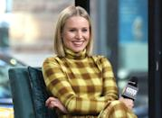 <p>Given her success on <em>The Good Place</em>, Bell knows how to get a laugh out of an audience. </p>