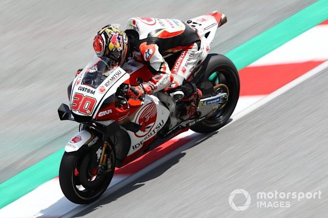 """Takaaki Nakagami - 28 anos e 2 meses <span class=""""copyright"""">Gold and Goose / Motorsport Images</span>"""