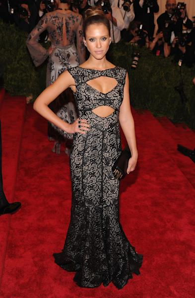 You Can Own the Dress Jessica Alba Wore To The Met Gala