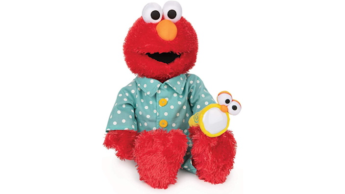 Best gifts and toys for 2-year-olds: Bedtime Elmo