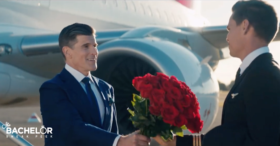 Some fans praised the new trailer, with one person saying it reminded them of the 2003 rom-com Love Actually. Photo: Channel 10