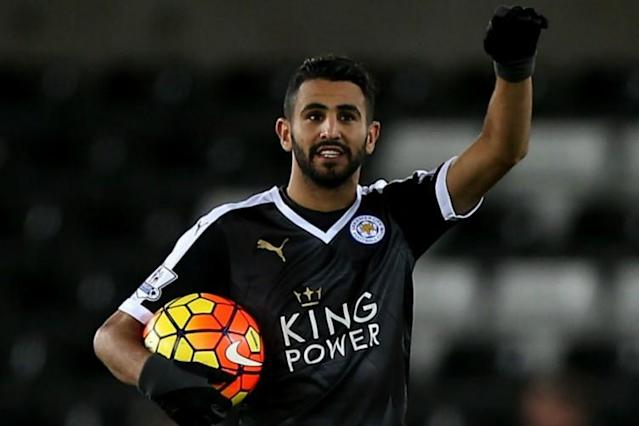 Ever heard about the time Riyad Mahrez pulled a runner from a trial with St Mirren's reserves?